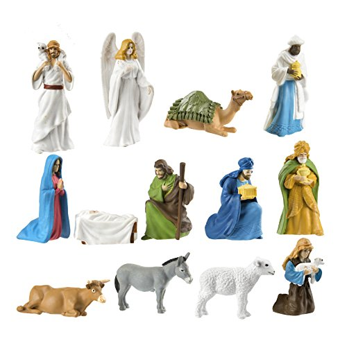 Safari Ltd. Nativity SuperTOOB - Quality Construction from Safe and BPA Free Materials]()