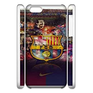 iphone5c Phone Case White Barcelona TYTH3752889