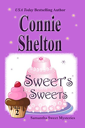 Euphonious's Sweets: A Sweet's Sweets Bakery Mystery (Samantha Sweet Mysteries Book 2)