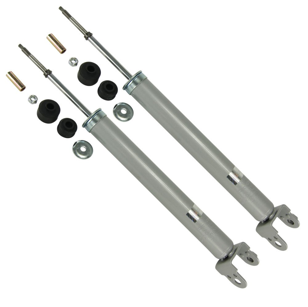 SENSEN Shocks Struts 7200-RS 2 Pieces Lifetime Warranty Rear Set