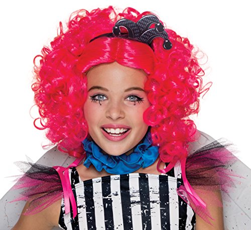 Rubie's Costume Monster High Freak du Chic Rochelle Goyle Child Wig