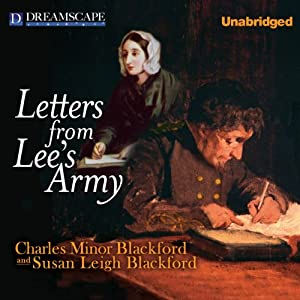 Letters from Lee's Army Audiobook