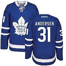 Frederik Andersen Toronto Maple Leafs Home Jersey