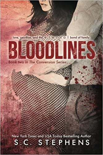 Book Bloodlines: Conversion Book Two (Volume 2) by S.C. Stephens (2013-12-17)