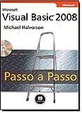 O guia prático e passo a passo para aprender o Visual Basic 2008. Destinado a profissionais de todos os níveis de conhecimento, este livro ensina o que você precisa saber para construir aplicativos para Windows e para a Web.