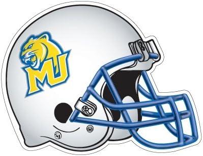 Misericordia Football Helmet Magnet MU w//Cougar Head