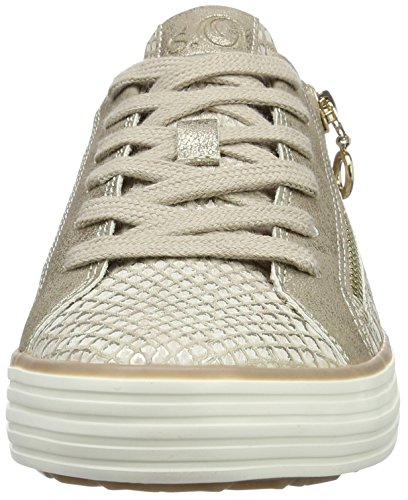 Sneakers S 593 23615 Rose gold Basses oliver Femme rose wwFUv
