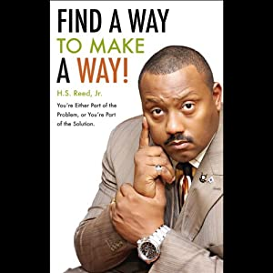 Find a Way to Make a Way! Audiobook