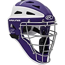 Rawlings Sporting Goods Catchers Helmet Velo Series Adult 7 1/8-7 3/