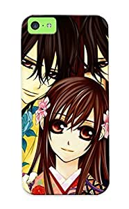 Eatcooment Design High Quality Kuran Family Cover Case With Ellent Style For Iphone 5c(nice Gift For Christmas)