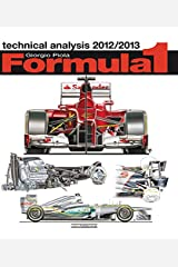 Formula 1: Technical Analysis 2012/2013 Paperback