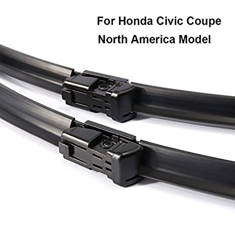 Limpiaparabrisas para Honda Civic octava generación modelo internacional/América del Norte Modelo 2006 - 2016: Amazon.es: Coche y moto