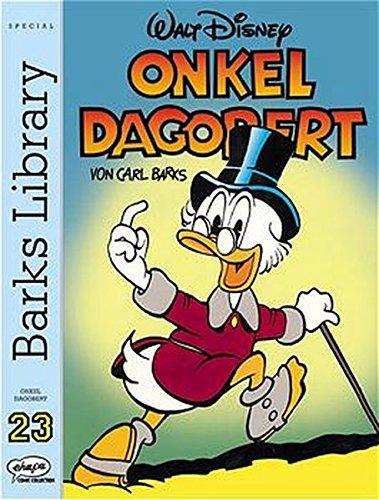 Barks Library Special.Onkel Dagobert 23 Taschenbuch – November 2001 Carl Barks Egmont Ehapa Verlag 3770420055 Belletristik