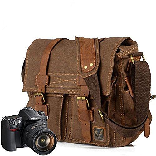 Neu, Retro, Persönlichkeit, Mode, Reisetasche, Rucksack, Schultasche, Segeltuch wasserdichte Tasche, B0076