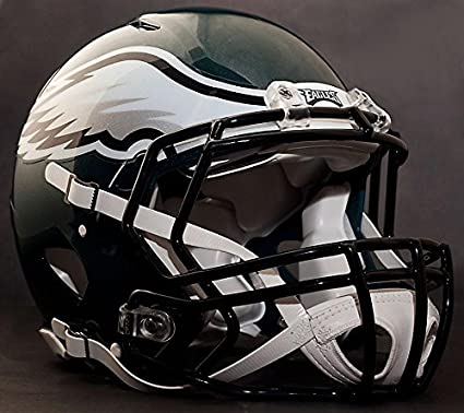 6e75cb1a Amazon.com : Riddell Speed Philadelphia Eagles NFL Authentic ...