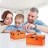 Calary Useless Box Turns Itself Off In Box Alone