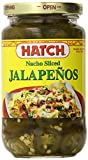 Hatch Nacho Sliced Jalapenos, 12 Ounce (Pack of 12)