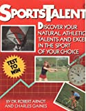 Sportstalent, Robert Arnot and Charles Gaines, 0140077901