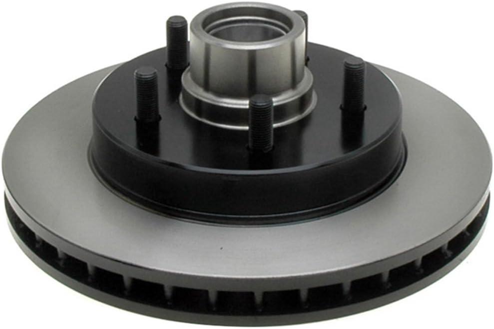Raybestos 56258 Advanced Technology Disc Brake Rotor /& Hub Assembly
