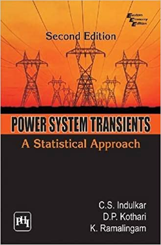 Power system transients a statistical approach k ramalingam power system transients a statistical approach 2nd revised edition edition fandeluxe Images