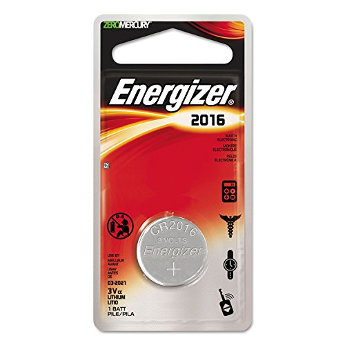 EVEECR2016BP Energizer Lithium Watch Battery