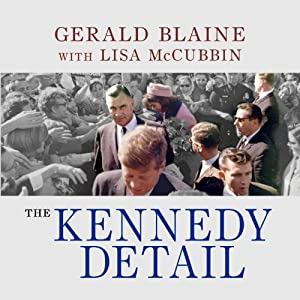 The Kennedy Detail Audiobook