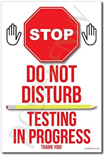 quiet testing clipart give your guards post orders tests