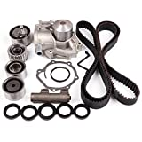 SCITOO Timing Belt Water Pump Kit Tensioner fit 1996-1997 Subaru Legacy Outback 2.5L EJ25D