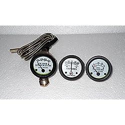 John Deere Oil Pressure, Ammeter, Temperature Gaug