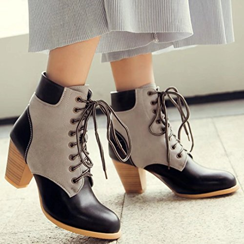 Chaussures automne vertes femme xHWvb