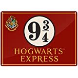 Harry Potter ~ Small Wall Plaque/Sign (Metal/Tin) ~ HOGWARTS EXPRESS