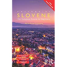 Colloquial Slovene: The Complete Course for Beginners