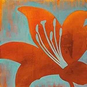 Stacy DAiguar – Cosmic Bloom II Artistica di Stampa (30,48 x 30,48 cm)
