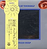 Uriah Heep ?- Look At Yourself Japan Pressing with OBI YS-2649-BZ