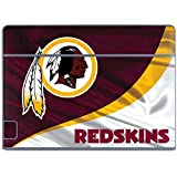 Skinit NFL Washington Redskins Galaxy Book Keyboard Folio 10.6in Skin - Washington Redskins Design - Ultra Thin, Lightweight Vinyl Decal Protection