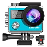 Campark Action Camera X20 4K 20MP Touch Screen Waterproof Video Cam Underwater Camcorder EIS