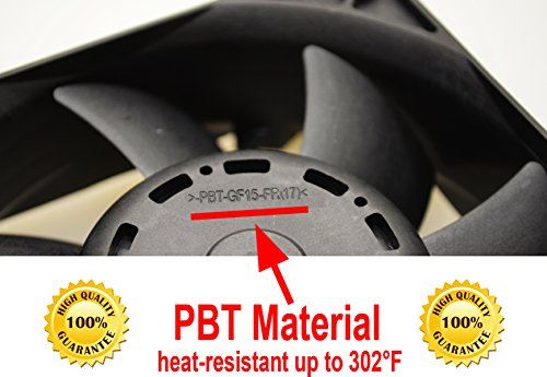 Fan for AntMiner D3/L3+/S9/T9/S7/S5+/S5 by Bitmain (Image #2)