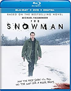Cover Image for 'The Snowman [Blu-ray + DVD + Digital]'