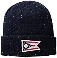 Cirque Mountain Apparel Daily Pine Ohio Beanie, Multi, Unisex Adult