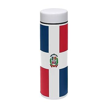 ZZKKO - Botella de Agua de Acero Inoxidable con Bandera de ...