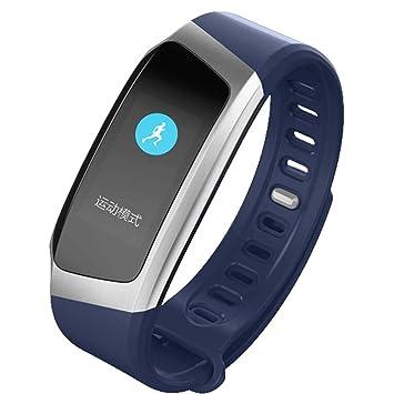 Montre Connectée Smartwatch Podomètre Bracelet Connecté Fitness Tracker dActivité Montre Cardio Sport avec Cardiofréquencemètre