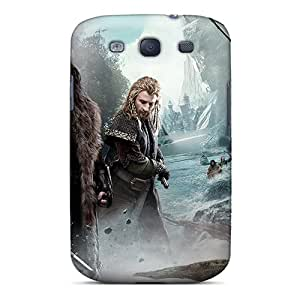 Pretty OrGBt4015aoBCP Galaxy S3 Case Cover/ The Hobbit 2 Movie Series High Quality Case
