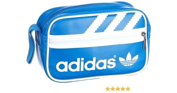 adidas Originals Airline WASHKIT - Bolsa de Acampada y Senderismo, Color Azul: Amazon.es: Equipaje