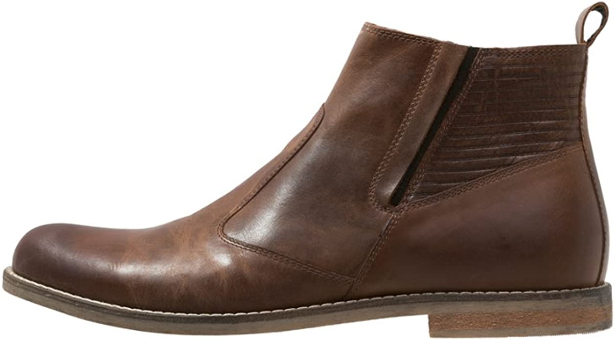Pier One Mens Chelsea Boot - Classic