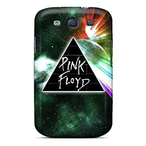 Samsung Galaxy S3 MXf11721DphH Customized Attractive Pink Floyd Pattern Anti-Scratch Hard Phone Cover -TimeaJoyce