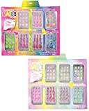 Expressions Girls 7 Day Nail Set, 7 Count