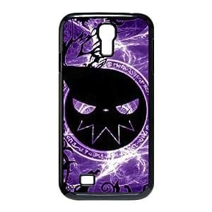 Samsung Galaxy S4 9500 phone case Black SOUL EATER LLLA2784133