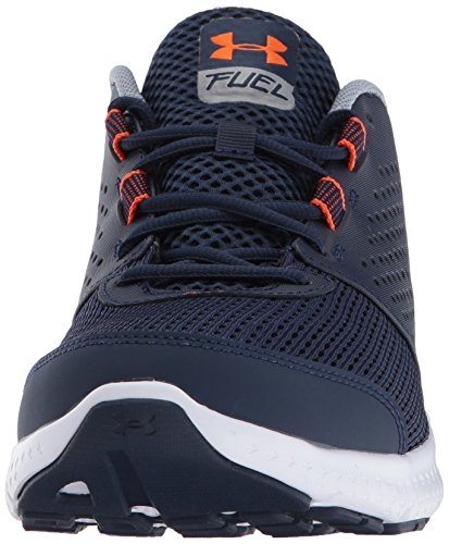 Armour G Chaussures Under UA Micro Homme de Running Fuel Midnight Bleu Navy RN dxtwwY