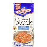 Swanson Seafood Cooking Stock, 32 oz