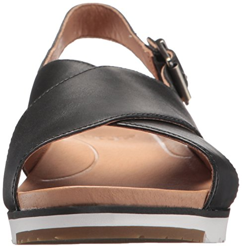 Ugg Sandals Australia Black Women's Black Kamile Ankle Strap nero rwrxXpSBq